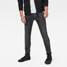 G-Star RAW® 3301 Deconstructed Skinny Colored Jeans Grey