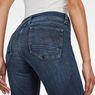 G-Star RAW® Lynn D-Mid Wasit Super SkinnyJeans Dark blue