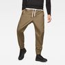 G-Star RAW® Bronson Sport Cuffed Chino Green model front
