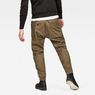 G-Star RAW® Bronson Sport Cuffed Chino Green model back