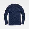 G-Star RAW® Motac Dc Indigo T-Shirt Dunkelblau flat back