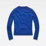 G-Star RAW® Sangona Knit Medium blue flat back