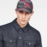 G-Star RAW® Avernus Pattern Baseball Cap Grey