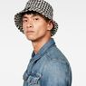 G-Star RAW® Staples Patterned Bucket Hat White