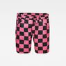 G-Star RAW® G-Star Elwood X25 3D Tapered Men's Shorts Pink front