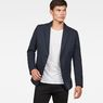G-Star RAW® Empral Blazer Dark blue model front