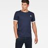 G-Star RAW® Coril Slim T-Shirt Dark blue model front