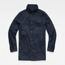 G-Star RAW® Garber Trench Dark blue flat front