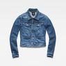 G-Star RAW® D-Staq Dc Denim Jacket Dark blue flat front
