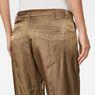 G-Star RAW® Boxxa 3D Mid waist Boyfriend Cargo Pants Green model back zoom