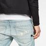 G-Star RAW® Motac Deconstructed 3D Slim Jeans Hellblau