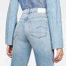 G-Star RAW® 3301 Ultra-High Waist waist Skinny 7/8 3D-Restored Jeans Light blue