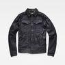 G-Star RAW® Motac Slim Jacket Black flat front