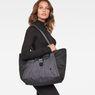 G-Star RAW® Mozoe Denim Tote Bag Dark blue model