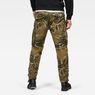 G-Star RAW® Rovic 3D Straight Tapered Pants Green model back