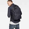G-Star RAW® Estan Backpack Denim Dark blue model