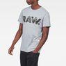 G-Star RAW® Tahire T-Shirt Grey model side