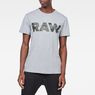 G-Star RAW® Tahire T-Shirt Grey model front