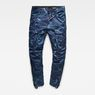 G-Star RAW® Rovic 3D Straight Tapered Pants Dark blue flat front