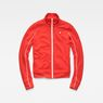 G-Star RAW® Lanc Slim Tracktop Sweater Red flat front