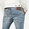 G-Star RAW® 3301 Deconstructed Skinny Jeans Hellblau