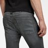 G-Star RAW® 5620 3D Zip Knee Super Slim Jeans Grey