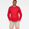 G-Star RAW® Core Knit Rojo model front
