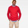 G-Star RAW® Core Knit Rojo model front