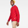 G-Star RAW® Core Knit Rot model side