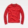 G-Star RAW® Core Knit Rot flat front