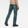 G-Star RAW® 5622 Worker 3D Straight Colored Jeans Green