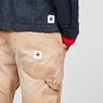 G-Star RAW Faeroes Classic Straight Tapered Pants Beige model back zoom