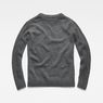 G-Star RAW® Core Logo Knit Grey flat back