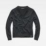 G-Star RAW® Sangona Knit Grey flat front