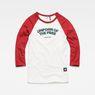 G-Star RAW® Graphic 2 Xula T-Shirt flat front