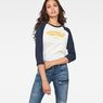 G-Star RAW® Graphic 2 Xula T-Shirt White model front