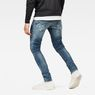 G-Star RAW® D-Staq 5-Pocket Skinny Jeans Mittelblau
