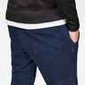 G-Star RAW® Motac-X Super Slim Sweat Pants ダークブルー model back zoom