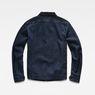 G-Star RAW® Service Overshirt Dunkelblau flat back