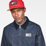 G-Star RAW® Data Snapback Cap Red