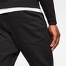 G-Star RAW® Motac-X Straight Tapered Sweat Pants Black model back zoom