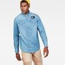 G-Star RAW® Bristum Utility Straight Shirt Medium blue