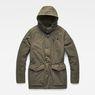 G-Star RAW® Vodan Padded  Jacket Grey flat front