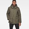 G-Star RAW® Vodan Padded  Jacket Grey model front