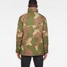 G-Star RAW® Vodan Teddy Padded Field Jacket Beige model back
