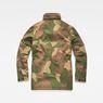 G-Star RAW® Vodan Teddy Padded Field Jacket Beige flat back