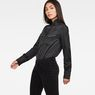 G-Star RAW® Tacoma Straight Frill Shirt Black