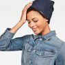 G-Star RAW® Yiasa Beanie Dark blue model