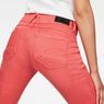 G-Star RAW® Lynn Mid waist Skinny Color Jeans Rot