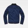 G-Star RAW® Service Overshirt Donkerblauw flat back